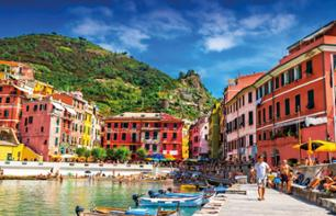 A trip along the Cinque Terre and Portovenere coast - leaving from Florence