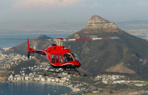 Helicopter Ride over Cape Town (12 or 16 minutes)