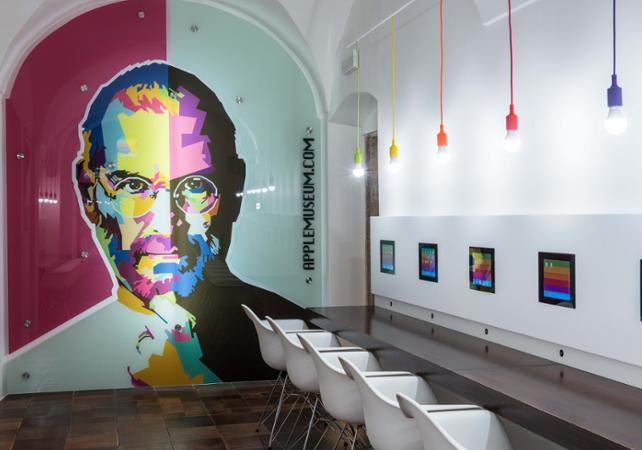 Photo Musée Apple de Prague
