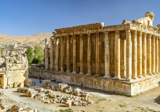 Photo Excursion aux sites historiques de Baalbeck, Anjar et Ksara