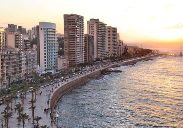 Photo Visite guidée du centre historique de Beyrouth