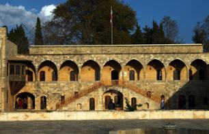 Tour of the historic centre of Beirut, the Beiteddine Palace and the Christian village of Deir el Qamar