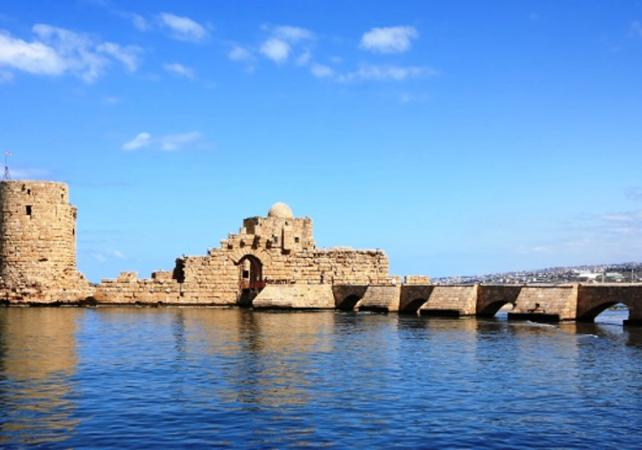 Photo Excursion dans le sud du Liban et visite de Sidon, Tyr et Maghdouché