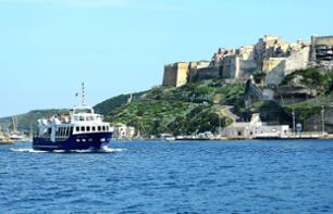 Day cruise in Bonifacio - departing from Ajaccio and Porticcio