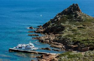 Iles Sanguinaires cruise with a stopover at Mezzu Mare - Leaving from Ajaccio and Porticcio