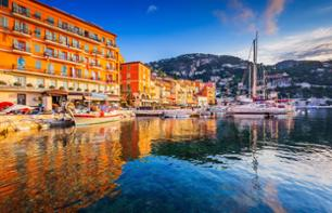 Guided Bike Tour Exploring the Baie de Villefranche – Departing from Nice
