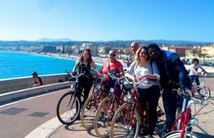 Guided Tour of Nice on an Electric Bike