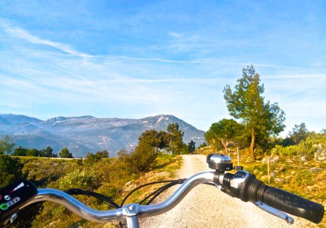 Photo Visite guidée sur la Côte d'Azur en vélo électrique – Au départ de Nice