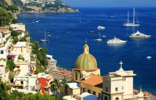 Amalfi Coast excursion - leaving from Naples