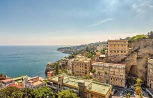 Guided tour of Naples by bus and on foot