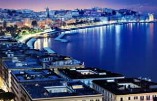 Naples Night Tour by Bus - dinner included