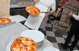 Pizza cooking class in Naples