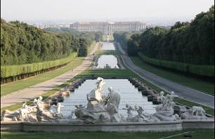 Shuttle Transfer from Naples to the Royal Palace of Caserta