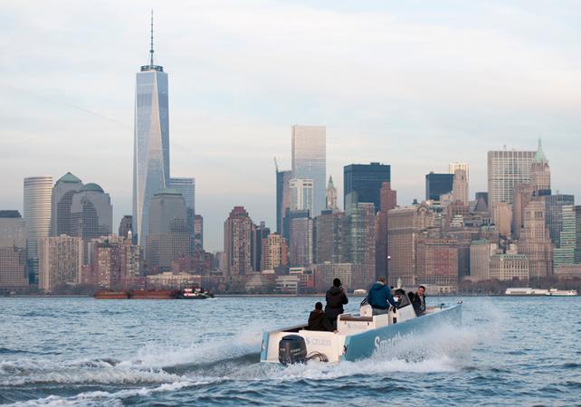 Croisière autour de Manhattan - Tour privé ou en groupe - En français - New York -