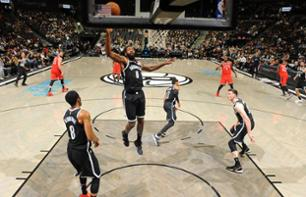 NBA - Ticket for a Brooklyn Nets match at the Barclays Center - New York