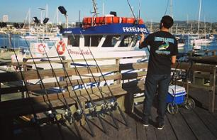 Deep sea fishing per visitare los angeles prenota for Deep sea fishing los angeles