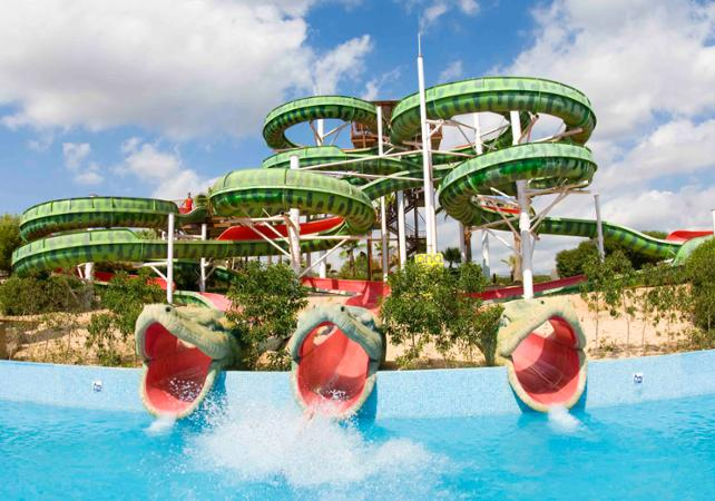 Journée à Marineland et au Western Water Park à Palma de Majorque – départ/retour hôtel - Palma de Majorque -