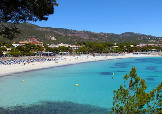Tour en bateau d'une heure dans la baie de Palma - Palma de Majorque -
