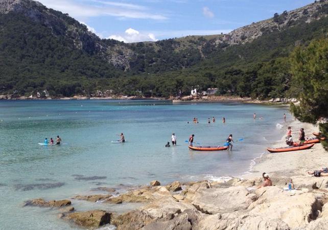 Excursion à Formentor et au port de Pollensa – départ/retour hôtel - Palma de Majorque -