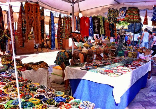 Excursion au marché de la ville d'Inca à Palma de Majorque – départ/retour hôtel - Palma de Majorque -