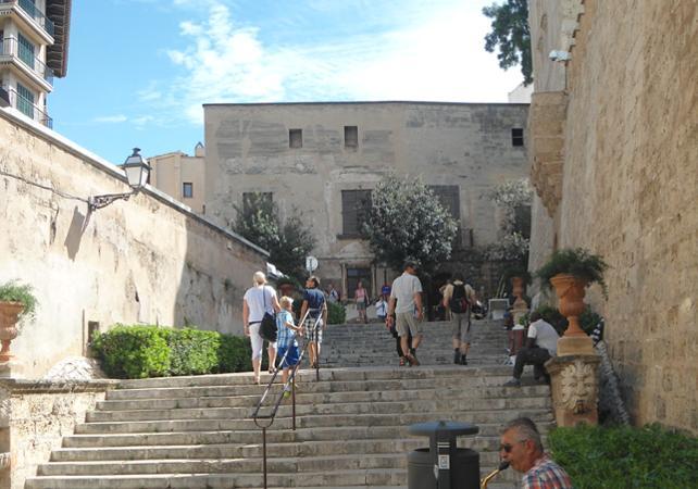Tour en bus panoramique de Palma de Majorque – départ/retour hôtel - Palma de Majorque -