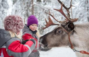 Sledge ride & Reindeer farm visit in Lapland - departing from Rovaniemi