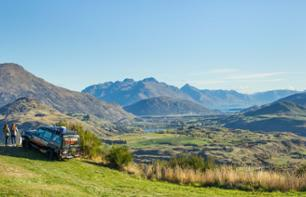 4x4 Tour of Landscapes from The Lord of the Rings in the Wakatipu Basin