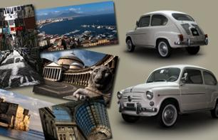Guided tour of Naples by Fiat 600