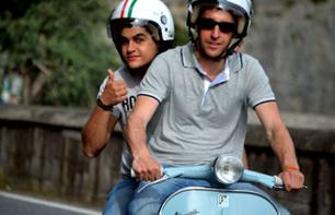 Guided tour of Naples by vintage Vespa