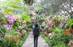 Tickets for the Botanical Garden – New York