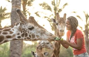 Oasis Zoo Park Ticket - Fuerteventura - Canary Islands