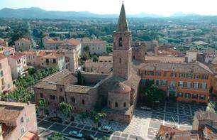 Guided Tour of Fréjus through 2000 Years of History