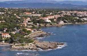 Guided Tour of Saint Aygulf – Departing from Fréjus