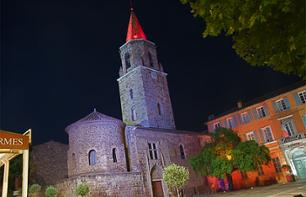 Guided Walking Tour of Fréjus by Night
