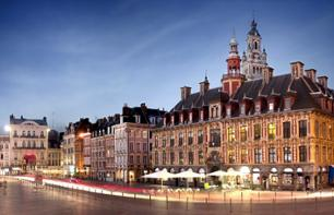 Lille old town tour