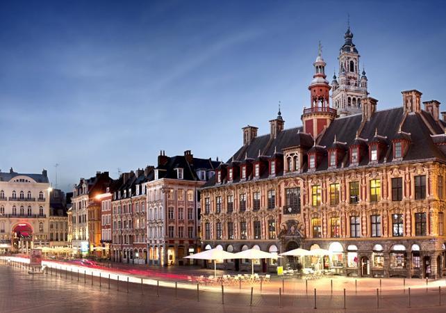 Photo Visite guidée du Vieux Lille à pied