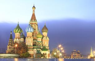 Guided Tour of St. Basil's Cathedral in Moscow – Hotel pick-up/drop-off
