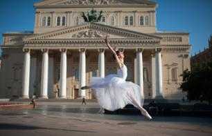 Guided Tour of the Bolshoi Theatre with Backstage Access – Hotel pick-up/drop-off