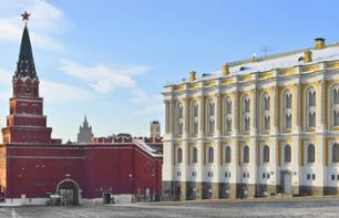 Guided Tour of the Kremlin Armoury in Moscow – Hotel pick-up/drop-off