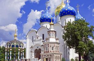 Guided Day Trip to Sergiyev Posad – Hotel pick-up/drop-off