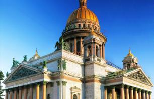 Guided Tour of Saint Isaac's Cathedral in Saint Petersburg – Hotel pick-up/drop-off