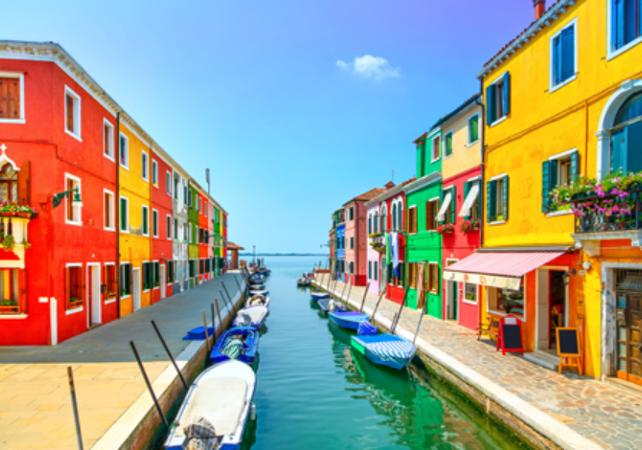 Ver la ciudad,City tours,Visitas en barco o acuáticas,Cruises, sailing & water tours,Excursion to Burano on a cruise,Excursion to Torcello on a cruise,Excursión a Murano en barco,Excursion to Murano on a cruise