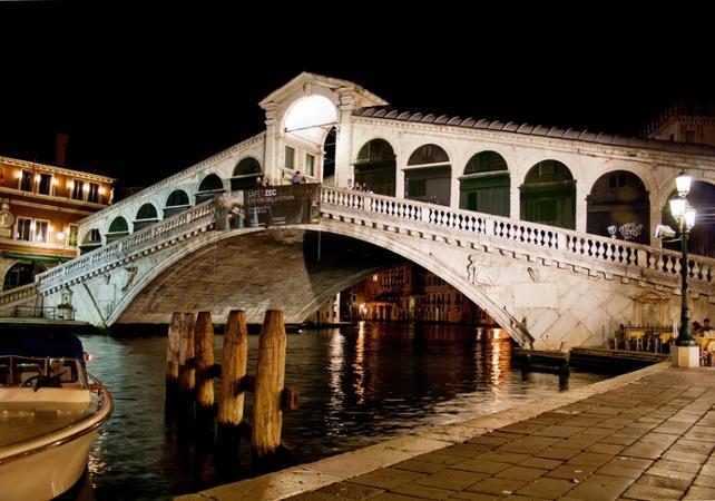 Saveurs, légendes et fantômes à Venise - Balade à pied - Venise -
