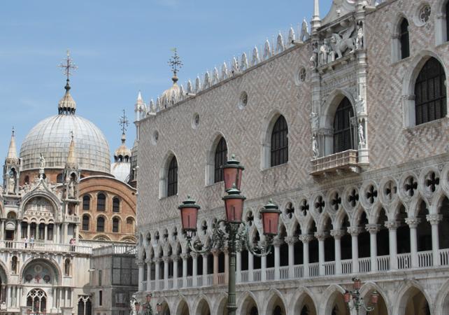 Visite guidée du Palais des Doges et de Venise en après midi – Billet coupe file - Venise -
