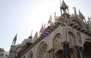 Guided Walking Tour of Venice & Saint Mark's Basilica – Priority-access ticket