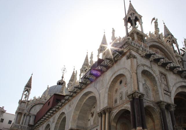 Photo Visite guidée de Venise à pied et de la Basilique Saint-Marc