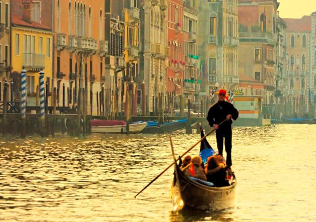 Photo Balade en gondole à Venise