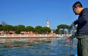 Trip in a Private Fishing Boat in the Venice Lagoon