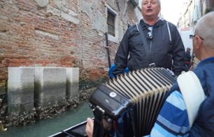 Gondola Ride with Venetian Serenade - Venice