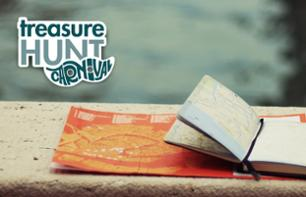 Treasure Hunt during Carnival in Venice